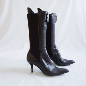 Yves Saint Laurent Made in Italy Heeled Boots